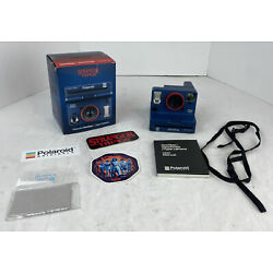 Kyпить Stranger Things Polaroid One Step 2 i-Type Camera In Box HTF Upside w/stickers на еВаy.соm