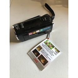 Kyпить JVC Full HD Camcorder Model # GZ-E10BU 40x Everio Free Shipping Bare Camera на еВаy.соm