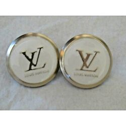 Louis Vuitton LV Buttons Listing for 2 BUTTONS 18MM THIS IS FOR A  SET of 2