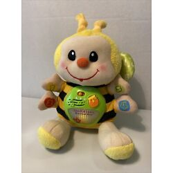 Kyпить Vtech Plush Toy Touch Learn Musical Yellow Bumble Bee Baby Development- Works на еВаy.соm