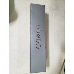 Londo Black Leather Extended Mousepad