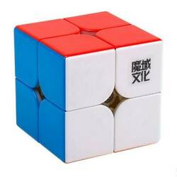 Moyu WeiPo WRM 2x2 50mm Magnetic Speed Cube Puzzle