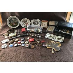 Vintage to Now Junk Drawer Lot
