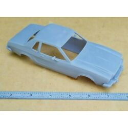 3D PRINTED 1/25 1974 FORD MUSTANG II COUPE BODY. SLOT CAR  PLEASE READ!!!