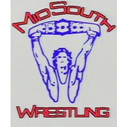 10 Pro Wrestling DVDs: THE VERY BEST OF MID-SOUTH WRESTLING, 1981 - 1987!