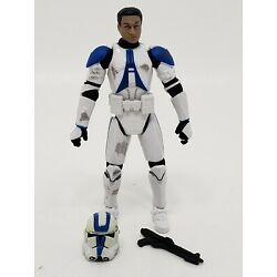Star Wars (30th Anniversary) Clone Trooper (Battlefront II) Hasbro 2007 PX Excl.