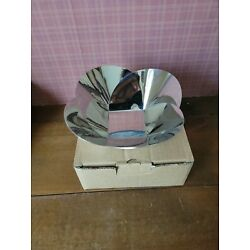 Alessi Pianissimo 18/10 Stainless Steel Basket ABI04 2009