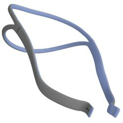 New ResMed AirFit N30 mask replacement Headgear Standard size. Blue. 64216