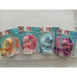 LOT 4. My Little Pony Friendship is Magic Applejack 3'' Figure with Comb A-17