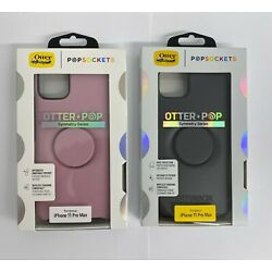 Otterbox Otter + Pop Symmetry Series Case for iPhone 11 PRO MAX - PINK / BLACK