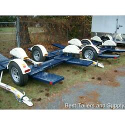 2021 MASTER TOW tow dolly 80THDSB w straps LED lights SURGE brakes car dolly NEW
