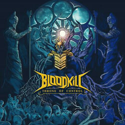 BLOODKILL - Throne Of Control - CD - 167832