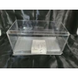 COLLECTIBLE DISPLAY SHOW CASE CLEAR FOR 1/24 MODELS