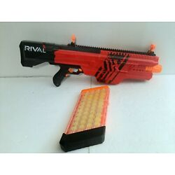 NERF Rival Khaos Mxvi-4000 Blaster Blue (tested and working) ships sameday!