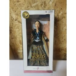 Princess of the Navajo 2004 Pink Label Rare Barbie Doll New In Box!