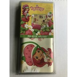 Strawberry Shortcake NEW Peel & Stick Wall Decals Removeable/Re-usable/Pre-cut