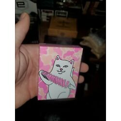 Fontaine Ripndip Ice Cream V2 Playing Cards SEALED DECKS ready to ship 1/10K