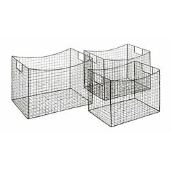 Classic And Lovely Inspired Styled Stylish Metal Wire Basket Home Accent Decor