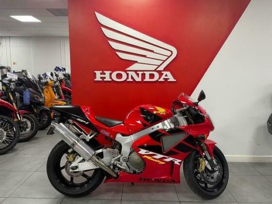 2003 HONDA VTR1000 SP1 WITH 17526 MILES FOR 11995