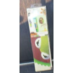 The Muppets Giant Peel and Stick Decals Unused in Package