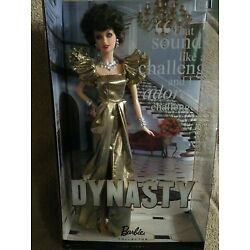 Dynasty Alexis Pink Label Barbie Collector Doll 2010 80s TV
