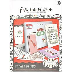 Friends Gadget Decal Stickers | 4 Sheets