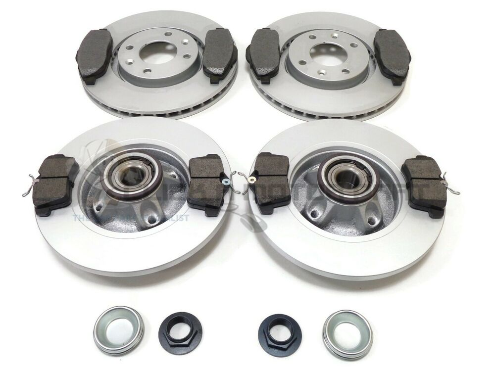 peugeot 3008 front rear brake discs and pads wheel bearings abs rings ebay. Black Bedroom Furniture Sets. Home Design Ideas