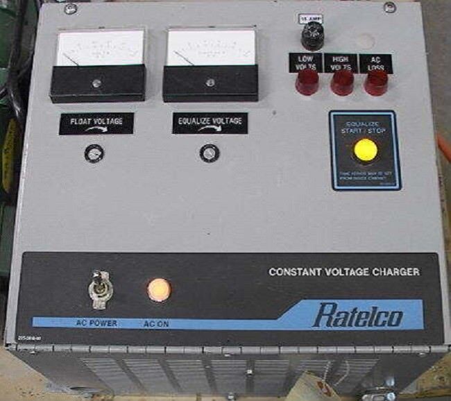 Ratelco Constant Voltage Charger To 50 Volts 10 Amps Ebay
