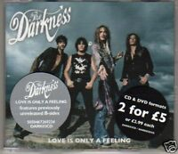 The Darkness, Love is Only A Feeling - New CD