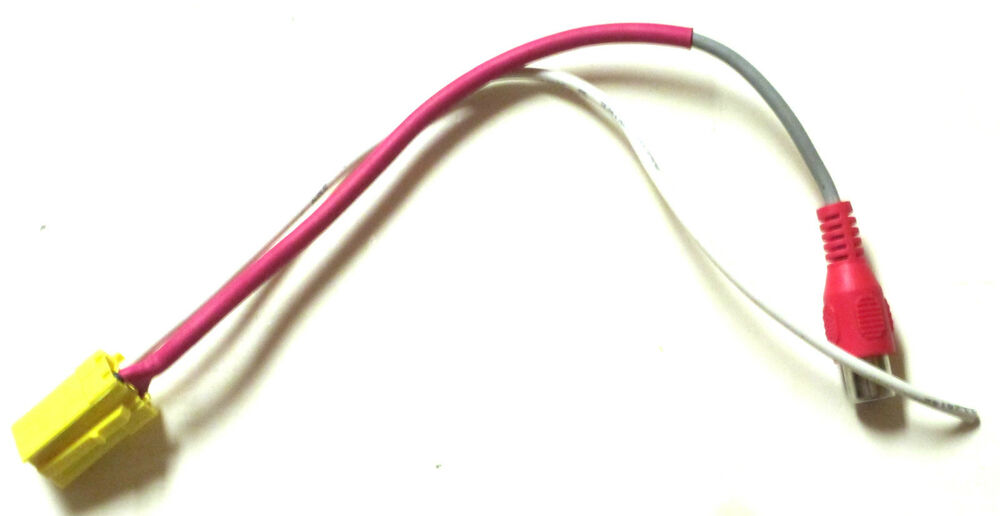 wiring harness focus on ford focus/cougar blaupunkt radio amp pigtail    ebay on amp bypass harness,