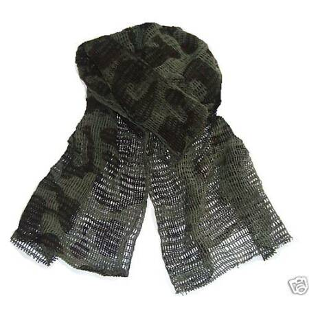 img-MILITARY SCRIM SCARF ARMY ISSUE DPM CAMO Cotton Soldier ops face neck cover