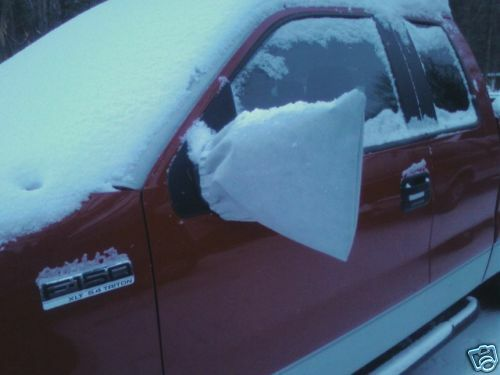 Exterior Car Windshield Ice Covers