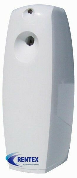 Automatic air freshener dispenser aerosol unit washroom