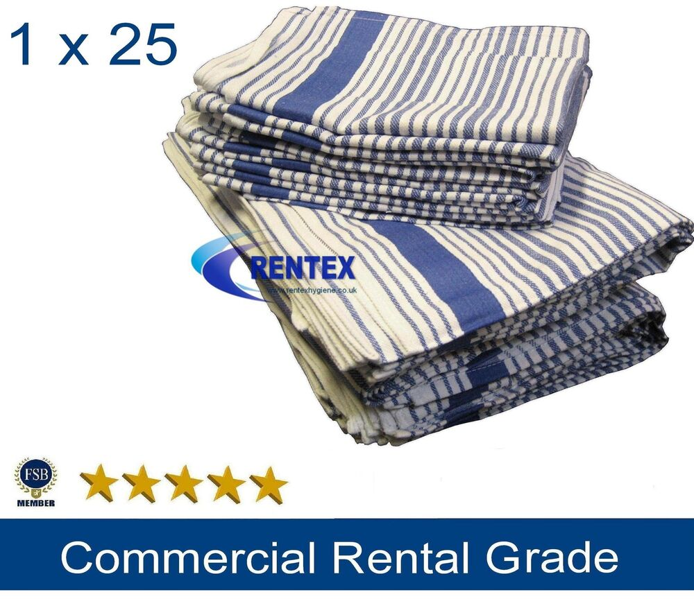 Quality Tea Towels Uk: Tea Towels Commercial Catering Quality Cloths Cafe