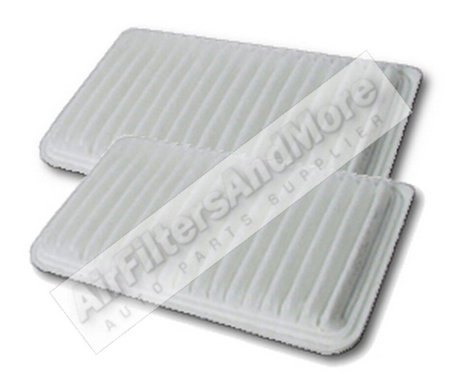 toyota camry air filter 2001 2002 2003 04 2005 2006 x2 ebay. Black Bedroom Furniture Sets. Home Design Ideas