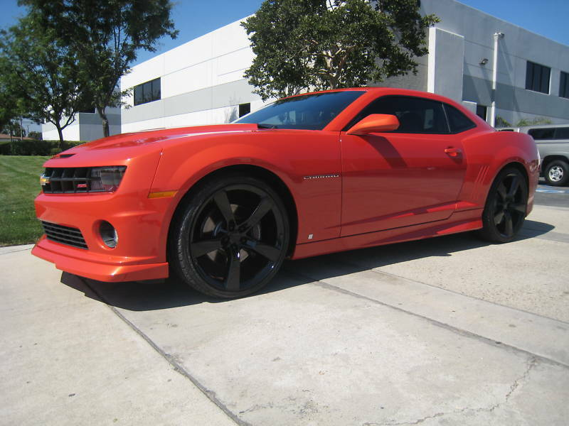 22x9 2010 camaro ss wheels rims black ebay. Black Bedroom Furniture Sets. Home Design Ideas