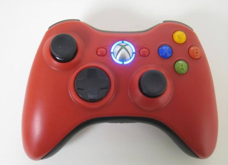 All Xbox 360 Controllers : Xbox mod mode rapid fire wireless controller cod ebay