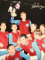 RONNIE BOYCE SIGNED WEST HAM UNITED EUROPEAN CUP WINNERS CUP PHOTOGRAPH & PROOF