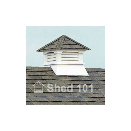 Classic roof cupola plans for shed garage home 13030 ebay for Cupola for shed
