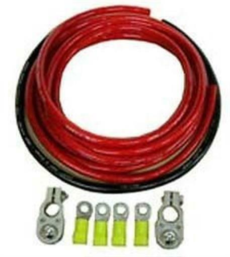 Battery Cable Wiring Kit Imca Ump New Relocation Combo Ebay