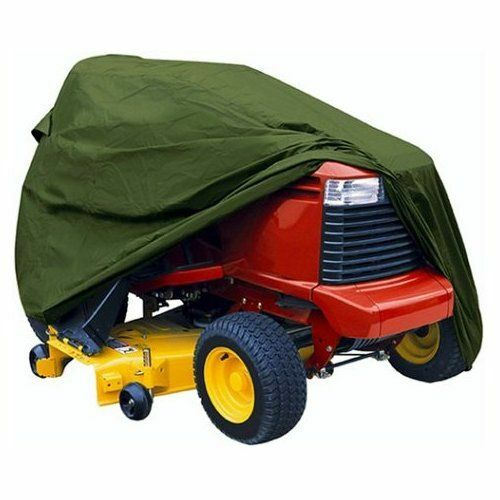Storage Covers For Tractors : Lawn mower tractor protective storage cover up to quot ebay