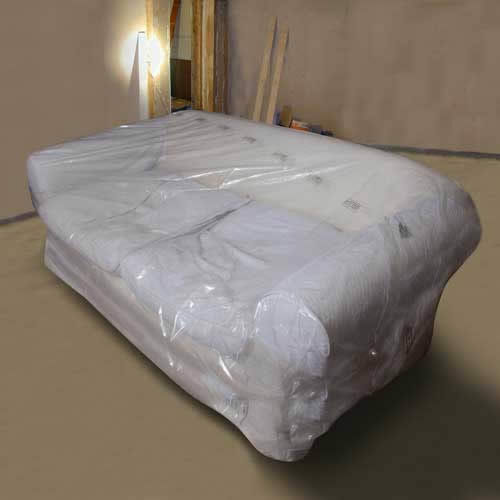 Simpson Packaging HEAVY DUTY POLYTHENE COVER For 2/3