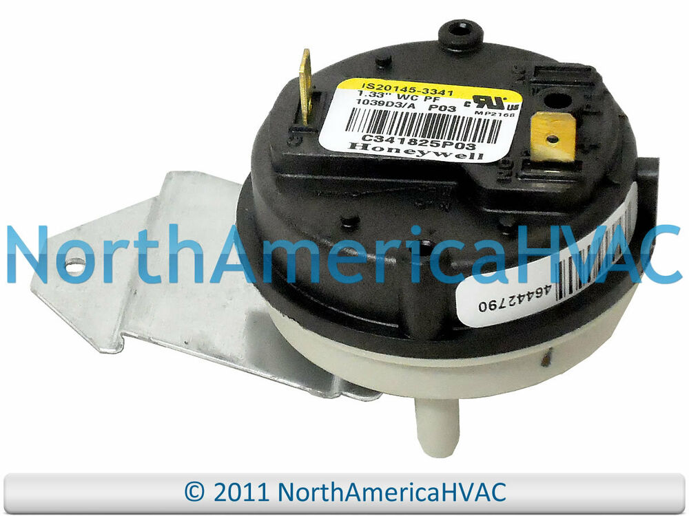 Trane Air Pressure Switch Swt2514 Swt02514 1 33 Quot Wc Ebay