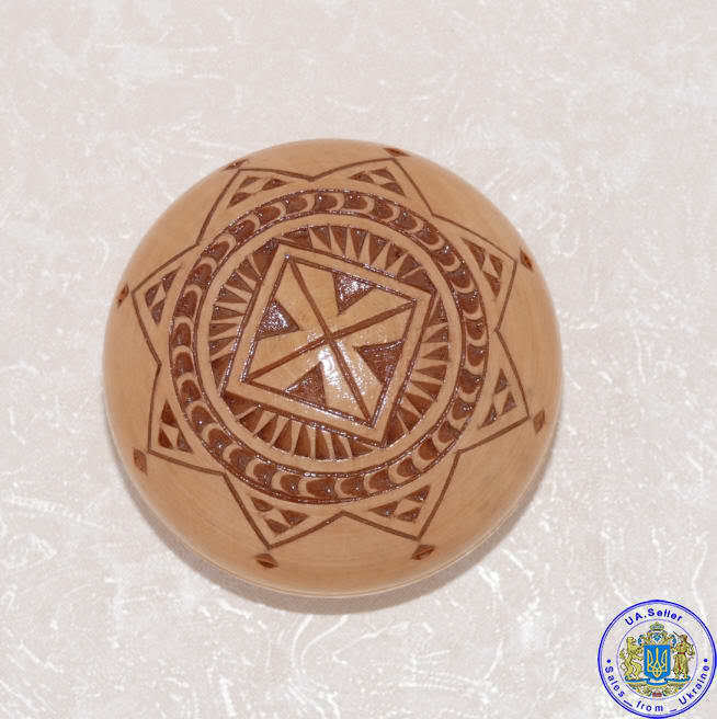 Ukraine wooden hand carved jewelry box ebay for How to carve a wooden ring