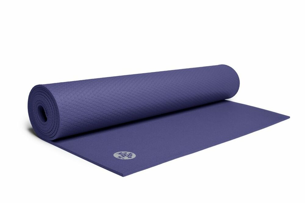 Manduka Purple Prolite 5mm Yoga Pilates Mat New 71 Quot X 24