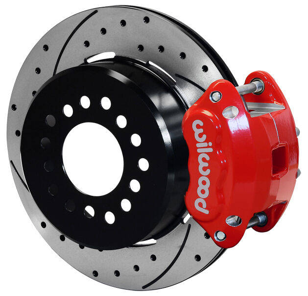 WILWOOD DISC BRAKE KIT REAR PARKING 97 02 JEEP WRANGLER
