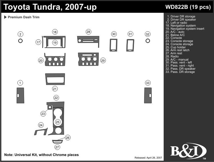 2006 Honda Element Exhaust Diagram also 272177998852 together with Egr Valve Location On A 2002 Neon further Truck Coloring Sheet additionally P 0900c15280261c04. on toyota tundra accessories