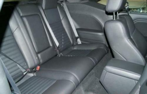 2010 dodge challenger se rt leather interior seat cover ebay. Black Bedroom Furniture Sets. Home Design Ideas