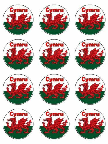 Welsh Cake Toppers