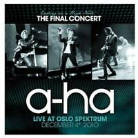 A-HA / ENDING ON A HIGHNOTE -THE FINAL CONCERT - NEW CD